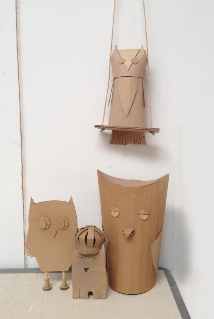 cardboardOwls