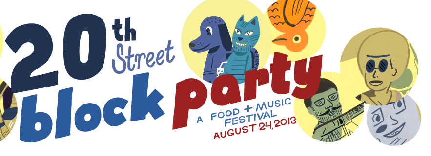 20th Street Party