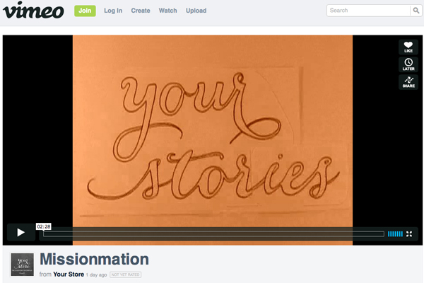 Your_Store_Vimeo